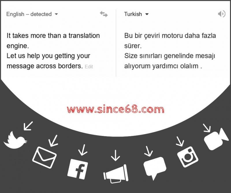 Be better than Google Translate